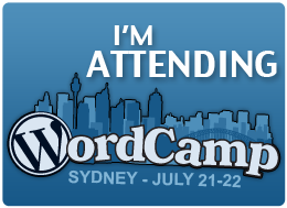 WordCampSydneyAttendee