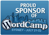 Get more from WordPress at WordCamp Sydney July 21-22, 2012
