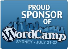 WordCampSydneySponsor